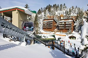 1 Bedroom Bedroom, Week #7 (FLOATING), The Ridge Tahoe timeshare located in Stateline, Nevada, United States for sale by owner at half price.