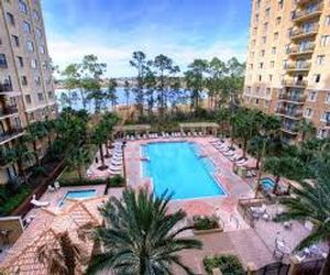 Bedroom Lake Eve Resort Orlando timeshare located in Orlando, Florida, United States for sale by owner at half price.