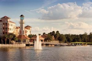 3 Bedroom Bedroom, Week #18 (FLOATING), Marriott's Grande Vista timeshare located in Orlando, Florida, United States for sale by owner.