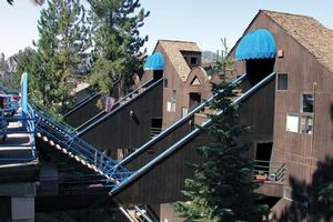 2 Bedroom Bedroom The Ridge Sierra (Club QM) timeshare located in Stateline, Nevada, United States for sale by owner.
