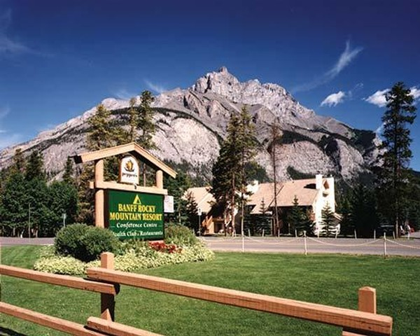 Banff Rocky Mountain Resort